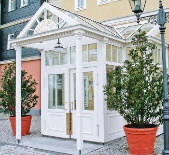 Englischer Wintergarten