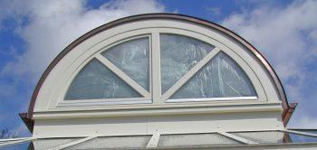 Fenster im viktorianischen Stil