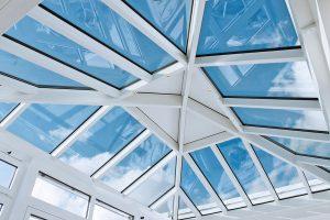Viktorianisches Dach
