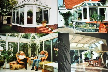 """Wintergarten Modell """"Hawaii"""", Beispiele"""