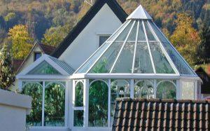 Wintergarten Modell Rhodos