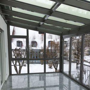 Wintergarten in Haimhausen